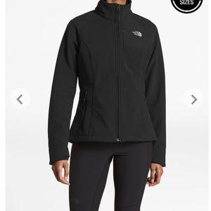Northface Lined Black Jacket size small